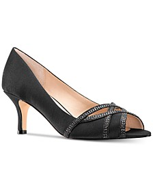 Manon Evening Pumps