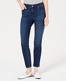 Maison Jules Slim-Leg Boyfriend Jeans, Created for Macy's