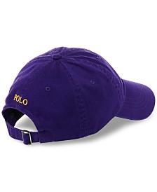 Polo Ralph Lauren Men's Chino Cotton Baseball Cap