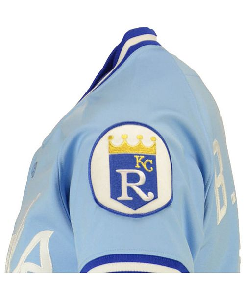 check out 78b0a 41471 Mitchell & Ness Men's Bo Jackson Kansas City Royals ...