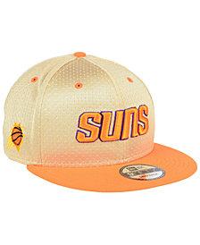 New Era Phoenix Suns Champagne 9FIFTY Snapback Cap