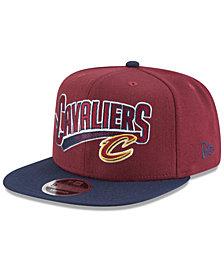 New Era Cleveland Cavaliers Retro Tail 9FIFTY Snapback Cap