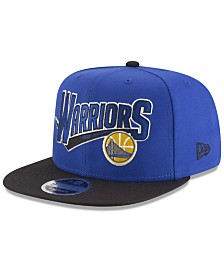 New Era Golden State Warriors Retro Tail 9FIFTY Snapback Cap