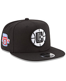 New Era Los Angeles Clippers Anniversary Patch 9FIFTY Snapback Cap