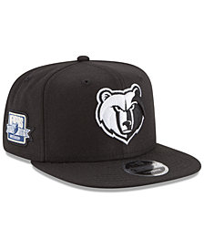 New Era Memphis Grizzlies Anniversary Patch 9FIFTY Snapback Cap