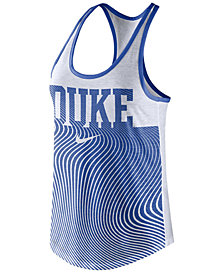 Nike Women's Duke Blue Devils Dri-Blend Tank Top