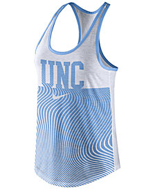 Nike Women's North Carolina Tar Heels Dri-Blend Tank Top