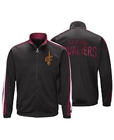 G-III Sports Men's Cleveland Cavaliers The Challenger Starter Track Jacket