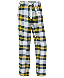 Concepts Sport Women's Oregon Ducks Homestretch Flannel Pajama Pants