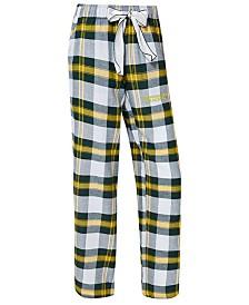 Concepts Sport Women's Oregon Ducks Homestretch Flannel Pajama Pants