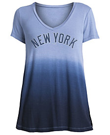 5th & Ocean Women's New York Yankees Ombre T-Shirt