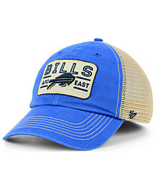 '47 Brand Buffalo Bills Sallana Mesh CLEAN UP Cap