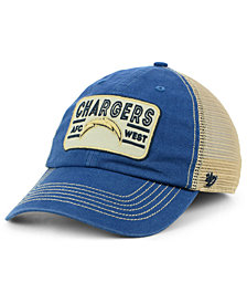 '47 Brand Los Angeles Chargers Sallana Mesh CLEAN UP Cap