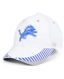 '47 Brand Detroit Lions Tantrum Contender Flex Cap