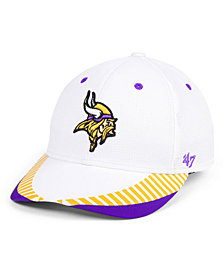 '47 Brand Minnesota Vikings Tantrum Contender Flex Cap
