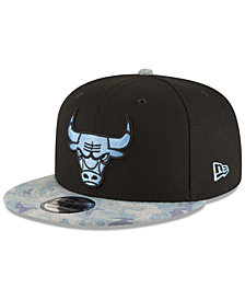 New Era Chicago Bulls Draymond Collection 9FIFTY Strapback Cap