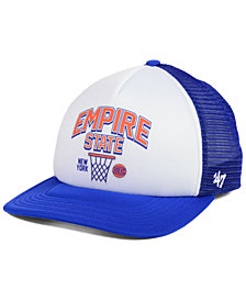 '47 Brand New York Knicks Region Mesh MVP Cap