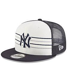 New Era New York Yankees Vintage Stripe 9FIFTY Snapback Cap