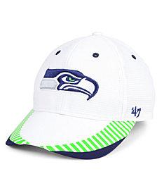 '47 Brand Seattle Seahawks Tantrum Contender Flex Cap