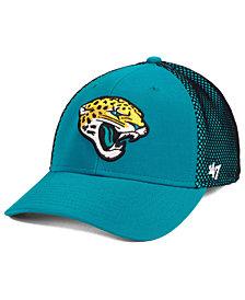 '47 Brand Jacksonville Jaguars Comfort Contender Flex Cap