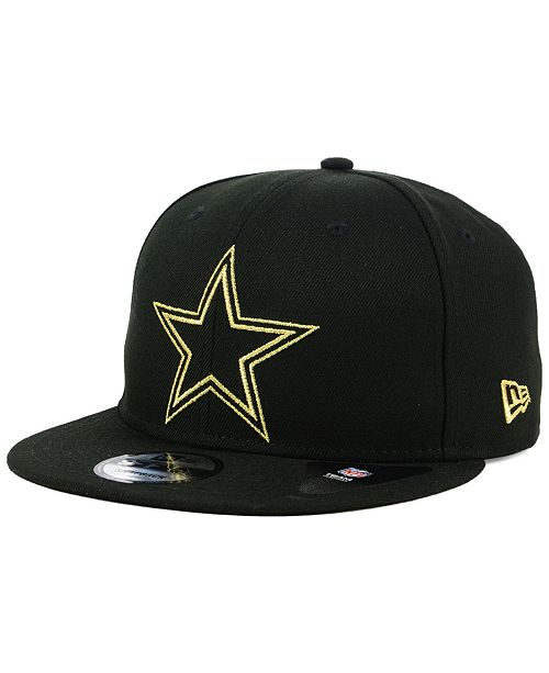 9c598e94941 New Era Dallas Cowboys Tracer 9FIFTY Snapback Cap - Sports Fan Shop ...
