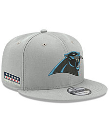 New Era Carolina Panthers Crafted in the USA 9FIFTY Snapback Cap