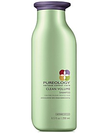 Clean Volume Shampoo, 8.5-oz., from PUREBEAUTY Salon & Spa