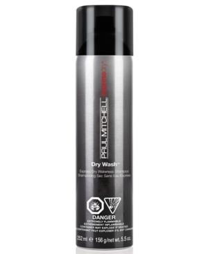 Paul Mitchell Express Dry Wash Waterless Shampoo, 5.5-oz, from Purebeauty Salon & Spa