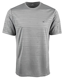 Attack Life by Greg Norman Men's Embossed Shark T-Shirt