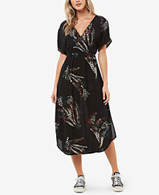 O'Neill Woven Printed Aden Dress
