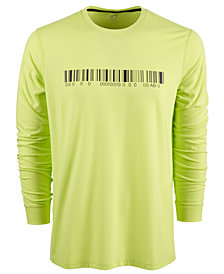 ID Ideology Men's Graphic Long-Sleeve T-Shirt, Created for Macy's