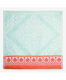 John Robshaw Mitta Wash Cloth