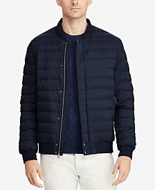 Polo Ralph Lauren Men's Packable Down Baseball Jacket
