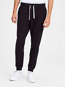 JACK & JONES Men's Ribbed Cuff Sweatpants
