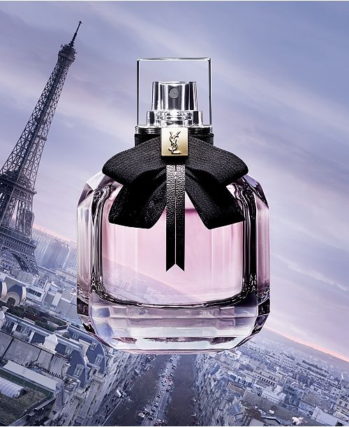 b3365a248fc Yves Saint Laurent Mon Paris Eau de Parfum Spray, 3-oz & Reviews ...