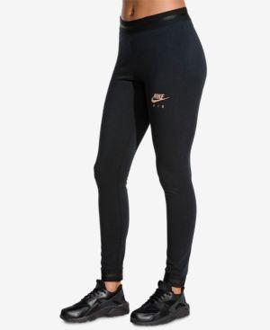 Women'S Sportswear Air Leggings, Black