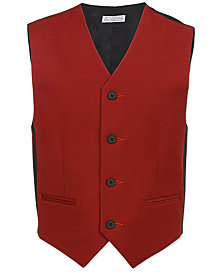 Calvin Klein Big Boys Red Party Vest