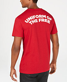 G-Star RAW Men's Uniform of the Free Pocket T-Shirt