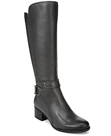 Naturalizer Dane Wide Calf Riding Boots