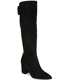 Harlowe Wide Calf Tall Boots