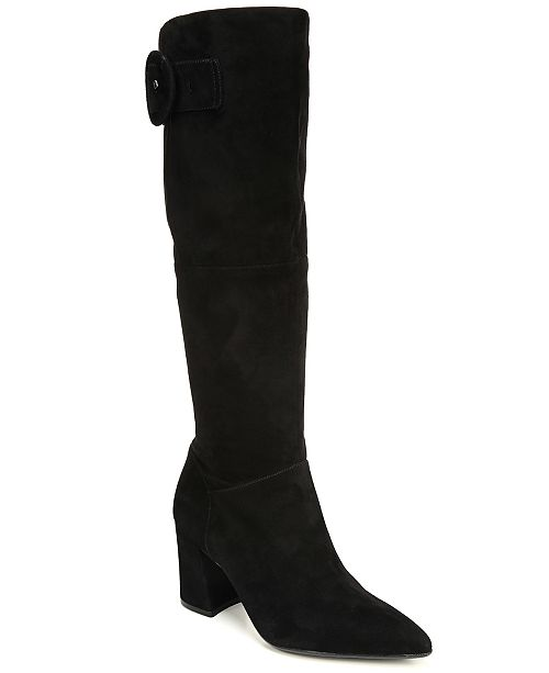 c3929884f9a Naturalizer Harlowe Wide Calf Tall Boots   Reviews - Boots - Shoes ...
