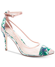 Chinese Laundry Grove Ankle-Strap Pumps