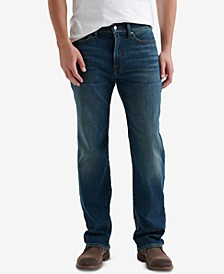 Men's 363 Straight-Fit COOLMAX® Temperature-Regulating Jeans