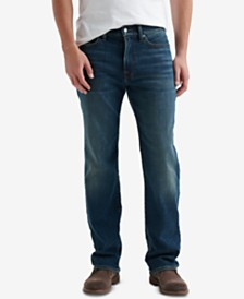 84ffe1d6 Lucky Brand Men's 361 Vintage Straight Fit Jeans & Reviews - Jeans ...
