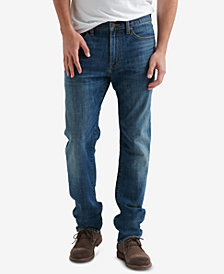 Lucky Brand Men's 410 Athletic Relaxed Fit Slim Leg Jeans