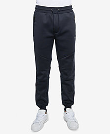 Sean John Men's Angle Blocked Track Pants