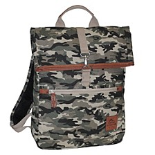 Expedition II Huntington Gear Fold-Over Backpack