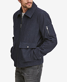Marc New York Men's Rhett Wool Trucker Jacket
