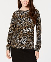 56b65470e16e6 french terry tops - Shop for and Buy french terry tops Online - Macy s
