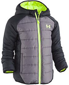 Under Armour Toddler Boys Tuckerman Hooded Puffer Jacket